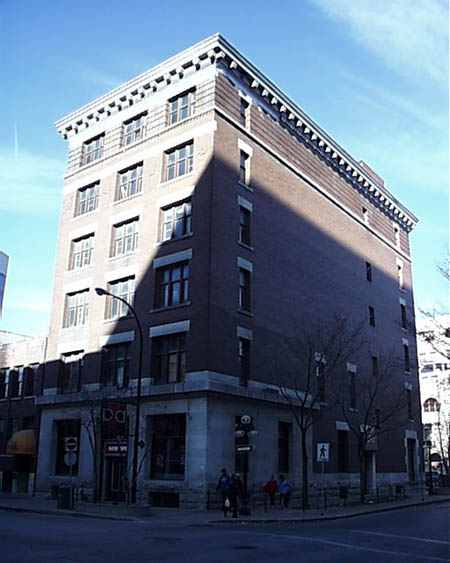 1906 – Galpern (Porter) Building, Winnipeg, Manitoba