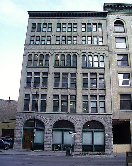 1899 &#8211; No. 189 Bannatyne (McClary Building), Winnipeg, Manitoba