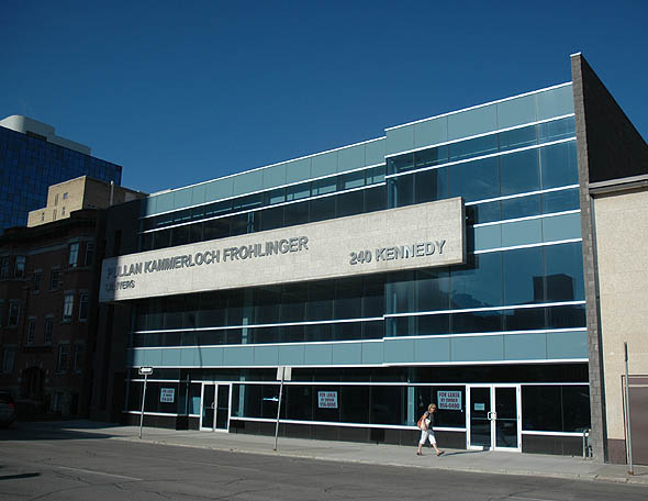2006 &#8211; 240 Kennedy Street, Winnipeg, Manitoba