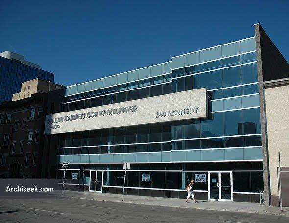 2006 – 240 Kennedy Street, Winnipeg, Manitoba