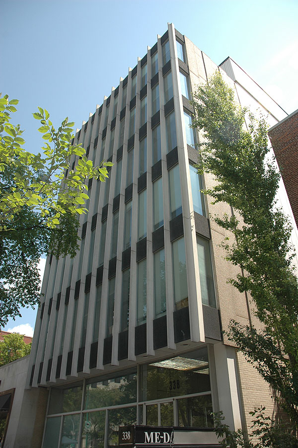 1963 – 338 Broadway, Winnipeg