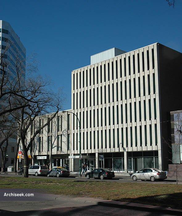 1960 – 373 Broadway, Winnipeg, Manitoba