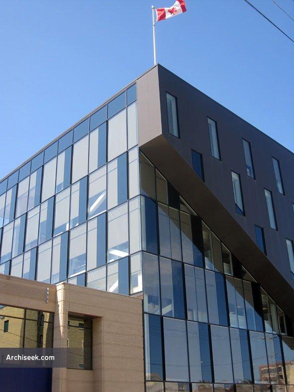 2011 – 490 Hargrave St, Winnipeg
