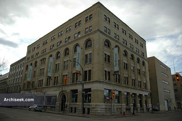 1913 – Adelman Building, Winnipeg, Manitoba