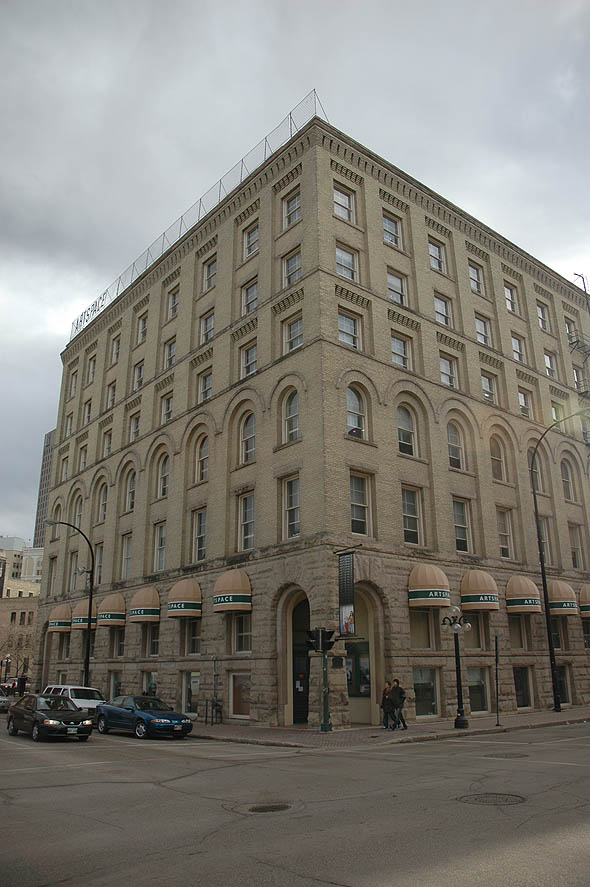 1900 &#8211; Gault Building, Winnipeg, Manitoba