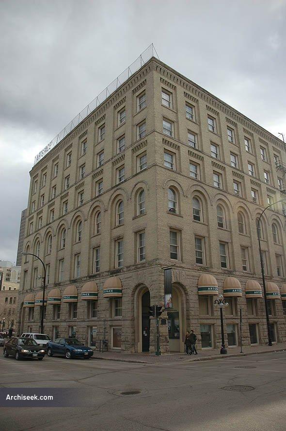 1900 – Gault Building, Winnipeg, Manitoba