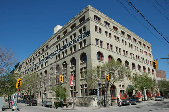1911 – Ashdown Warehouse, Winnipeg, Manitoba