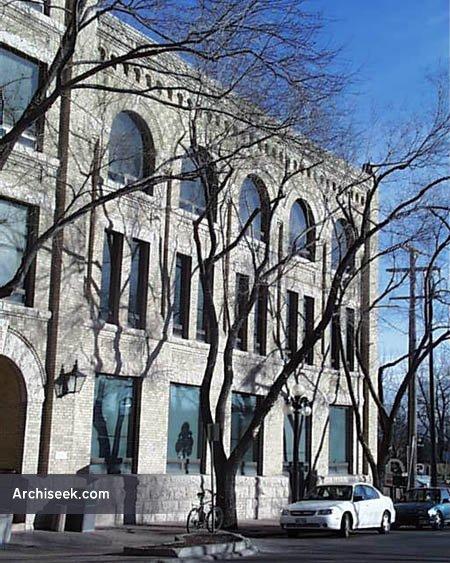 1899 – Bain Building, Bannatyne Avenue, Winnipeg, Manitoba