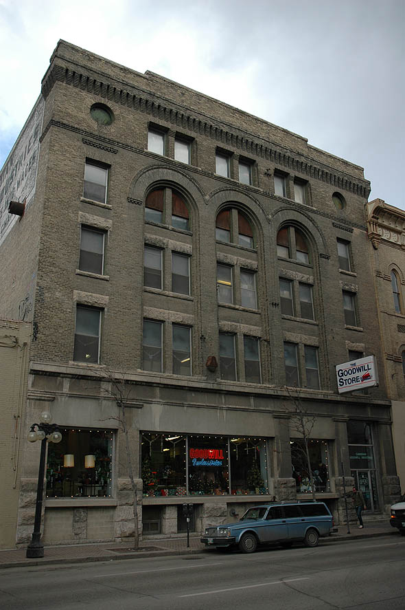1903 &#8211; Bole Drug Building, Winnipeg, Manitoba
