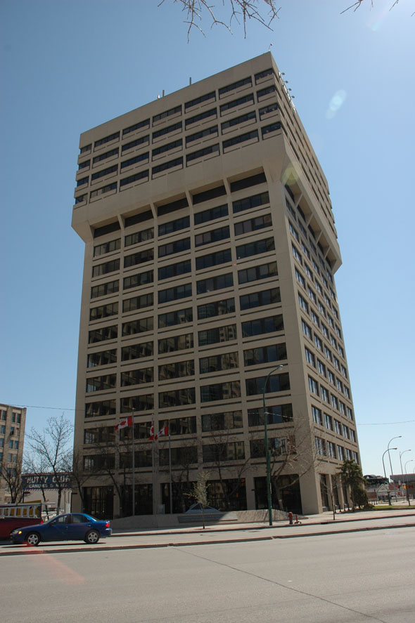 1972 – Canadian Grain Commission, Winnipeg, Manitoba