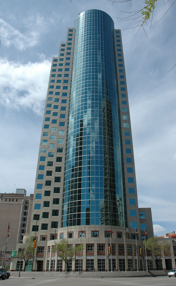 1989 &#8211; CanWest Global Place, Winnipeg, Manitoba