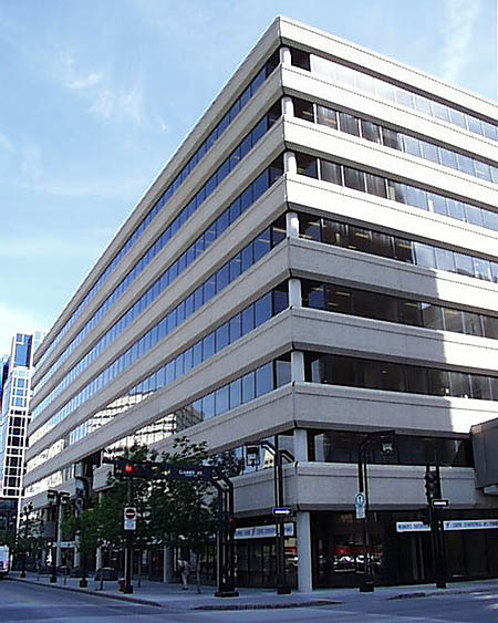 1981 &#8211; Cargill Building, Winnipeg, Manitoba