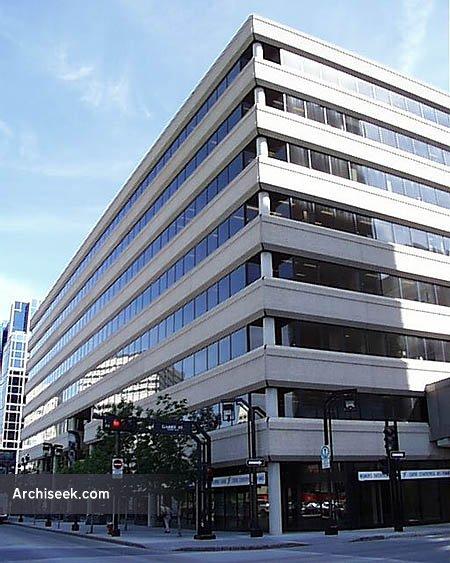 1981 – Cargill Building, Winnipeg, Manitoba