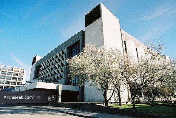 1965 – Centennial Concert Hall, Winnipeg, Manitoba