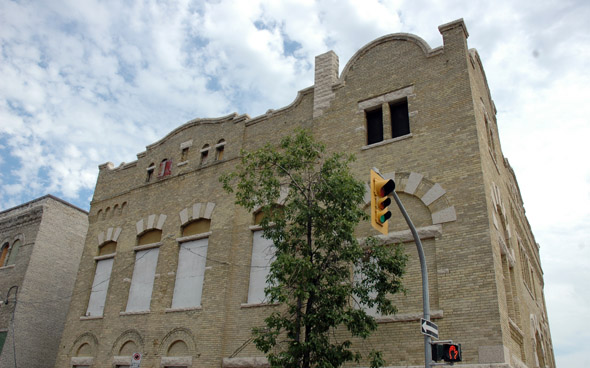 1901 &#8211; Salvation Army Citadel, Rupert St., Winnipeg