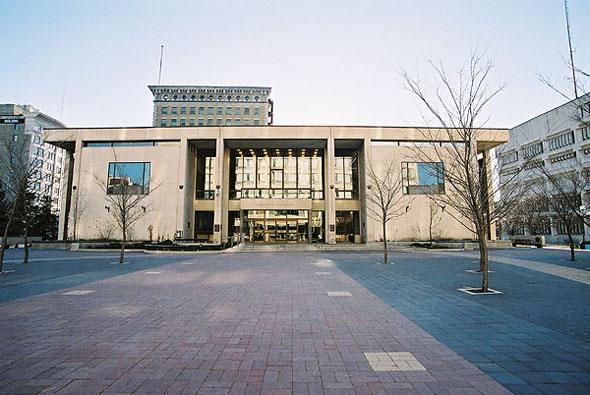 1964 &#8211; City Hall, Winnipeg, Manitoba