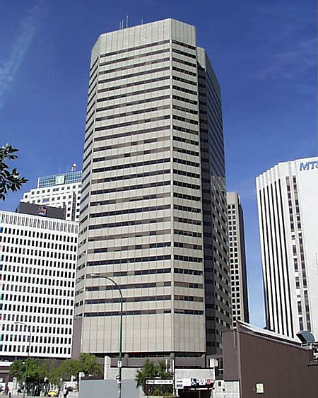 1979 – Commodity Exchange Tower, Winnipeg, Manitoba