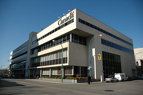 1959 &#8211; Stanley Knowles Building, Winnipeg, Manitoba