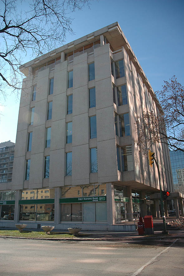 1962 &#8211; 360 Broadway, Winnipeg, Manitoba
