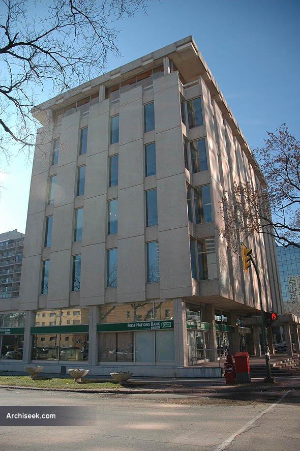 1962 – 360 Broadway, Winnipeg, Manitoba