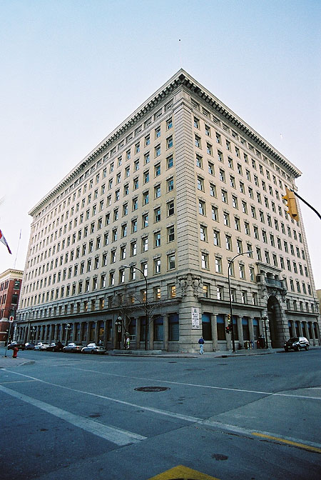 1906 – The Grain Exchange, Winnipeg, Manitoba