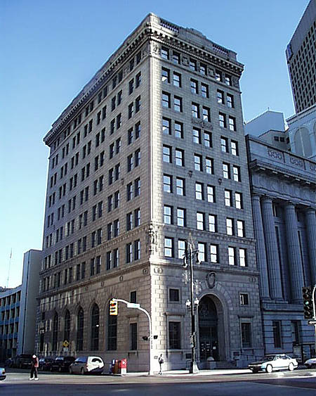 1916 &#8211; Hamilton Building (Former Bank of Hamilton), Winnipeg, Manitoba