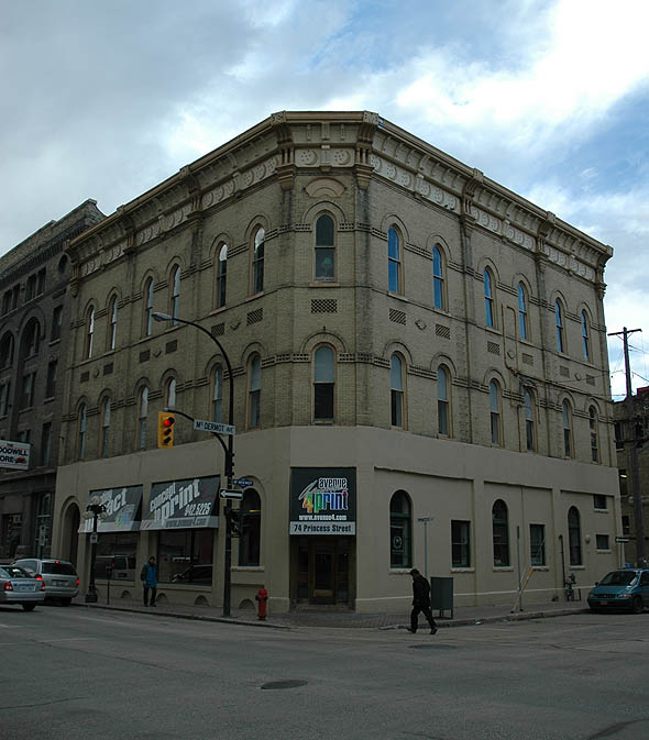 1883 &#8211; International Order of Odd Fellows, Winnipeg, Manitoba