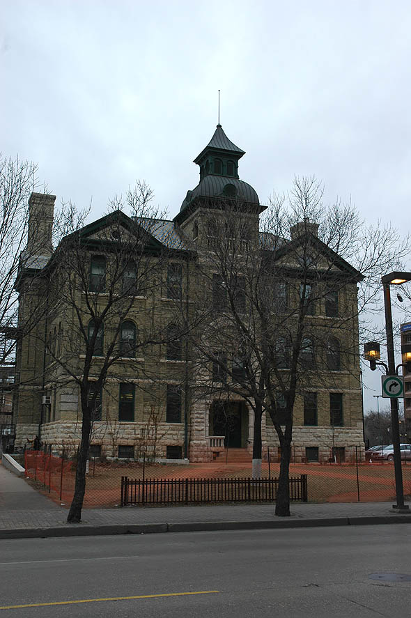 1899 &#8211; Isbister School, Winnipeg, Manitoba