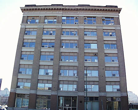 1909 – Keewayden Building (Jacob Crawley Building), Winnipeg, Manitoba