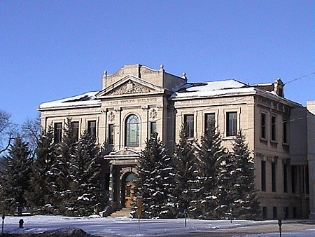 1903 – Land Titles Building, Winnipeg, Manitoba