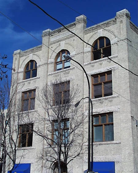 1900 – Marshall Wells Building, Bannatyne Avenue, Winnipeg, Manitoba