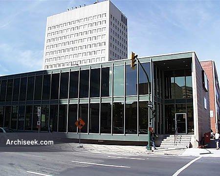 1957 – 385 St Mary, Winnipeg, Manitoba