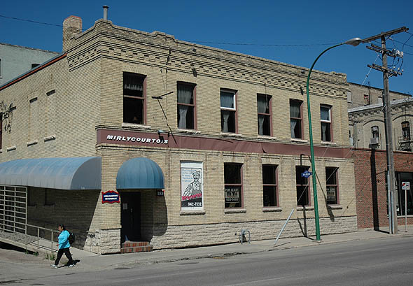 1905 &#8211; Carnefac Block, Winnipeg, Manitoba