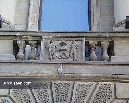 1903 – Newmac Building, Winnipeg, Manitoba