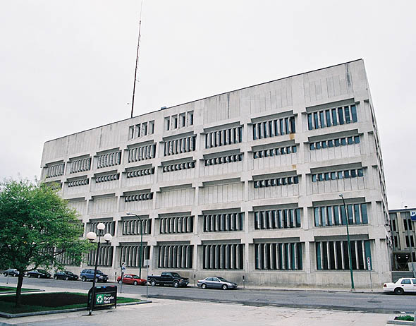 1965 – Public Safety Building, Winnipeg, Manitoba