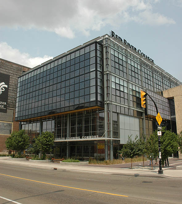 2003 – Red River College, Winnipeg, Manitoba