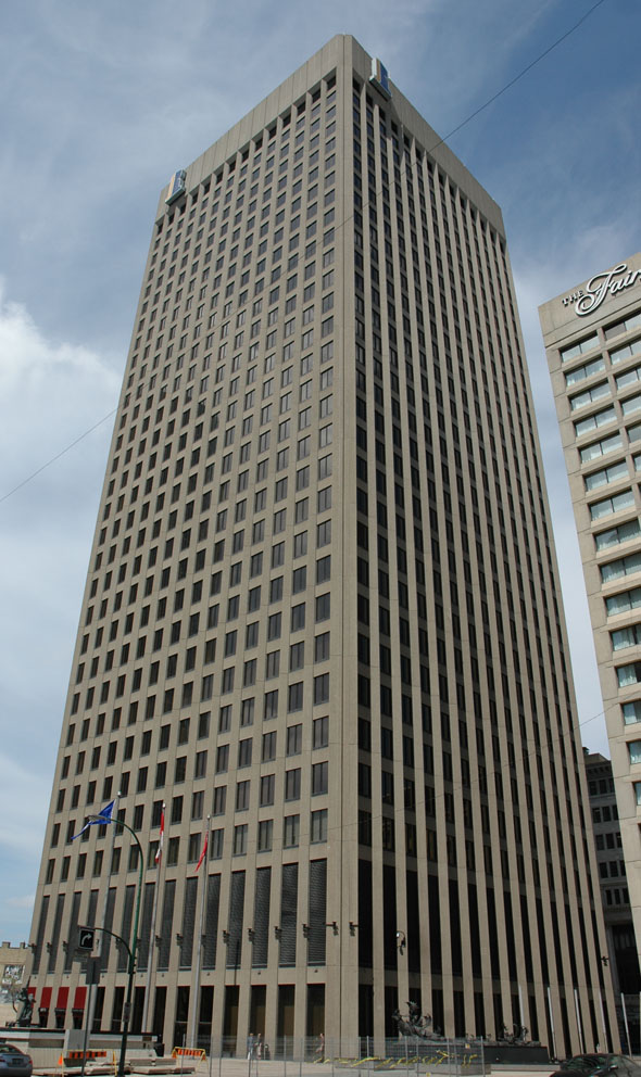 1969 – Richardson Building, Winnipeg, Manitoba