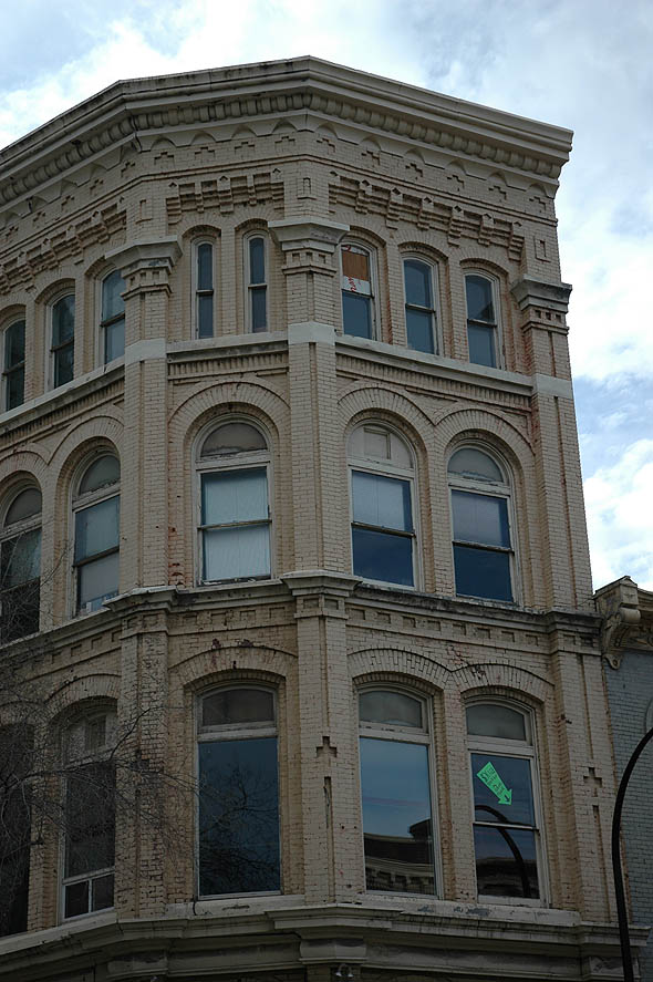 1884 &#8211; Telegram Building, Winnipeg, Manitoba