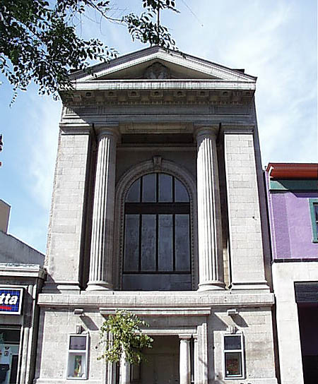 1919 – Former Bank of Commerce, Winnipeg, Manitoba