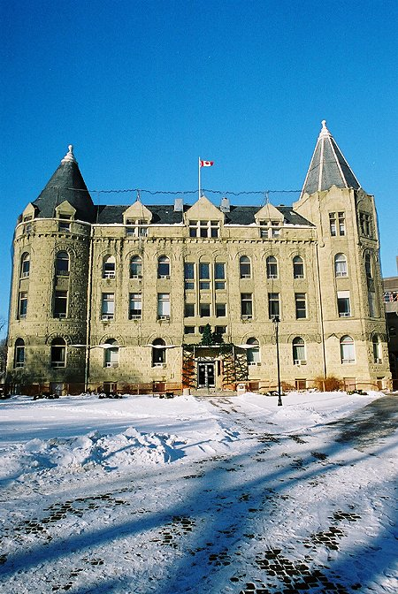 1896 – University of Winnipeg, Winnipeg, Manitoba