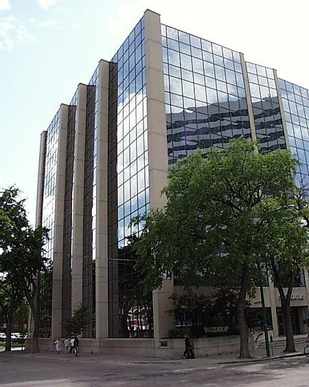 1977 – Manulife House, Winnipeg, Manitoba