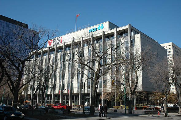 1963 &#8211; 333 Broadway, Winnipeg, Manitoba