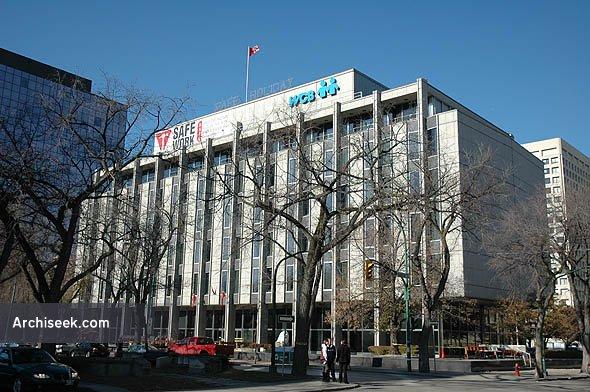 1963 – 333 Broadway, Winnipeg, Manitoba
