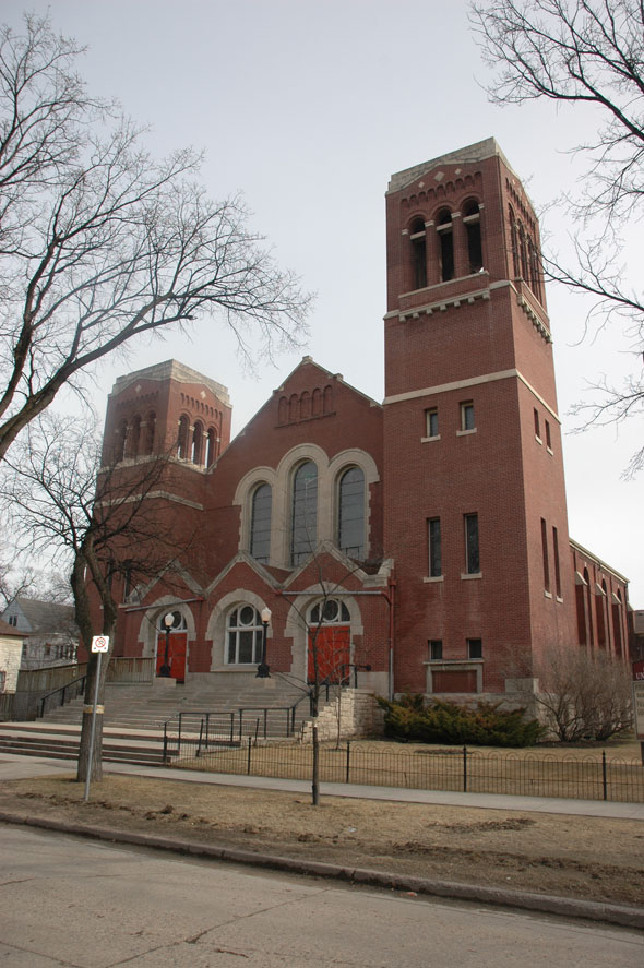 1910 – Fort Rouge United Church, Winnipeg, Manitoba