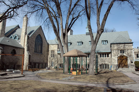 1914 &#8211; St Luke&#8217;s Parish Hall, Winnipeg, Manitoba