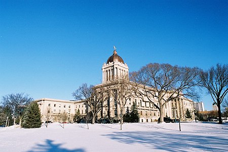 1920 – Manitoba Legislature, Winnipeg, Manitoba