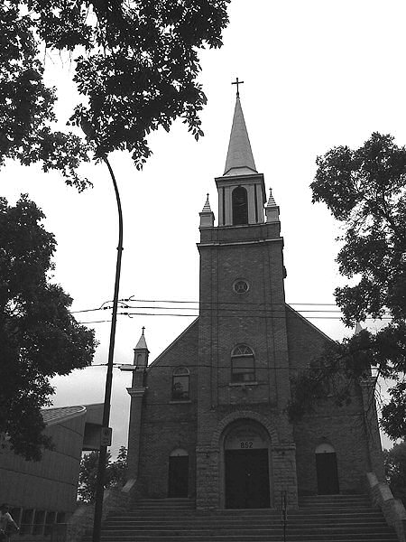 1925 – Former St John Cantius Church, Winnipeg, Manitoba