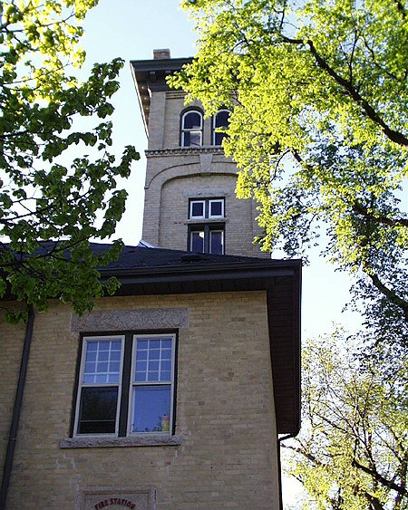 1911 &#8211; Firehall No. 12, Winnipeg, Manitoba