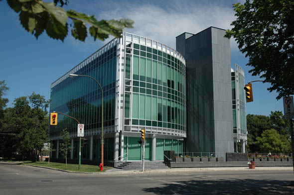 2007 &#8211; Office Building, Corydon Avenue, Winnipeg, Manitoba