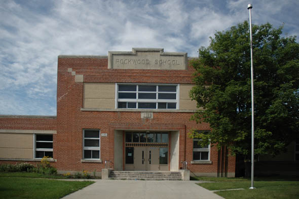 1940 &#8211; Rockwood School, Winnipeg, Manitoba